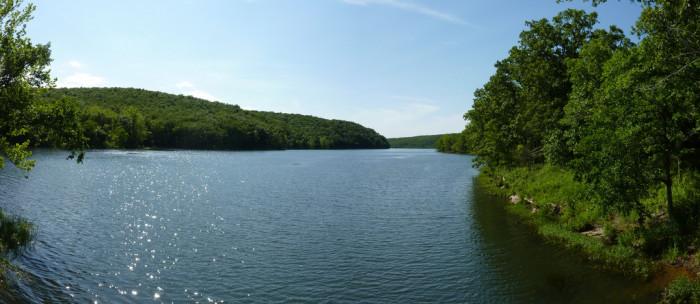4. Greenleaf Lake