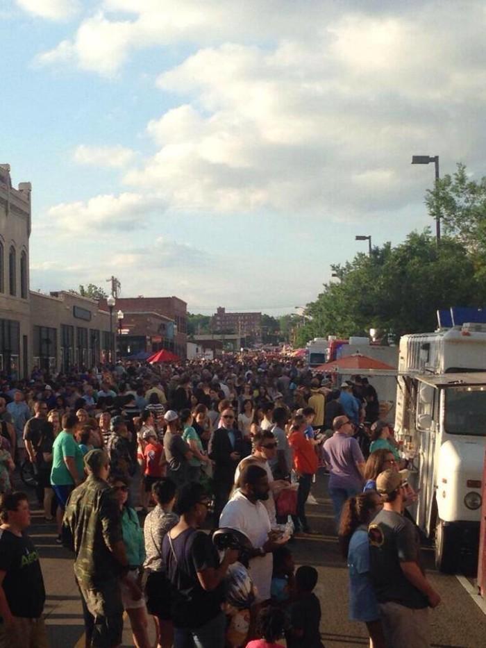 8. H & 8th Night Market