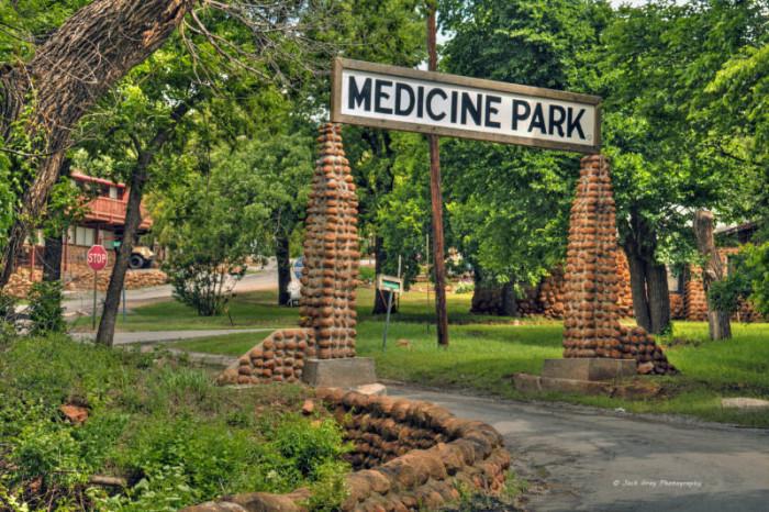 6. Medicine Park