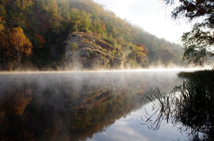 11. Mountain Fork River