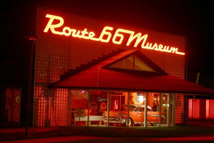 10. Route 66 Museum