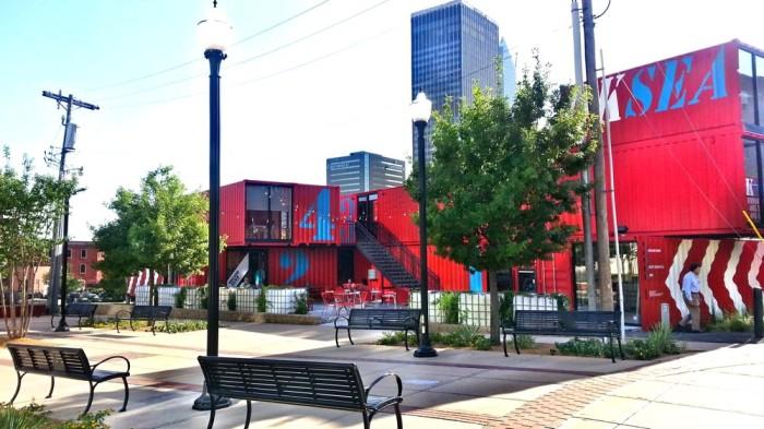13 Unique Restaurants In Oklahoma