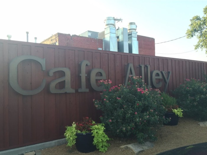 2. Cafe Alley, Ardmore