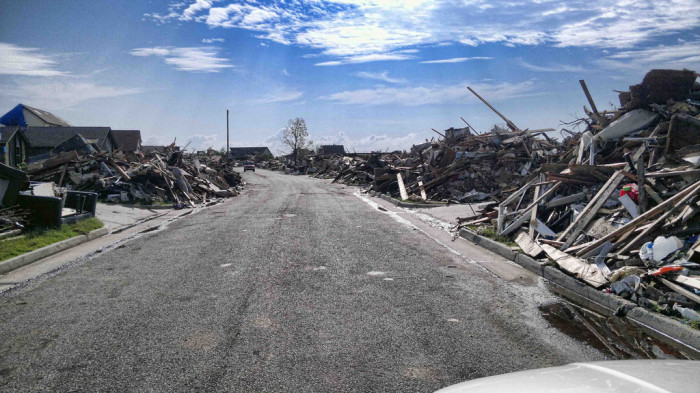 6. We survive tornadoes.