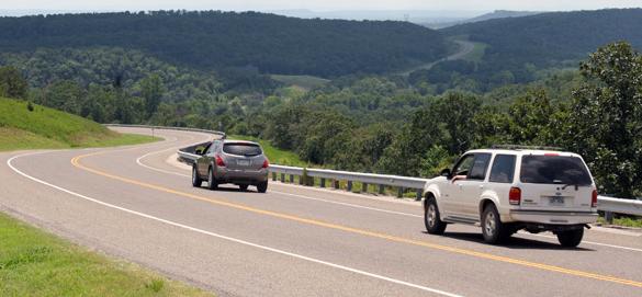 3. Cherokee Hills Byway