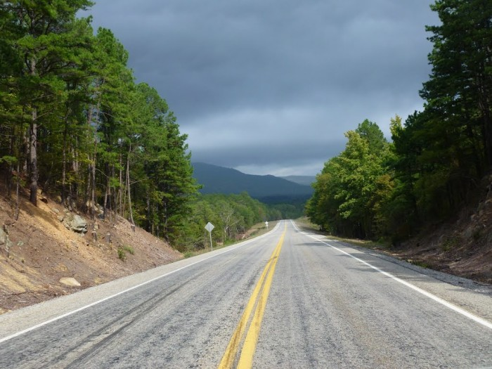 6. Mountain Pass Scenic Byway
