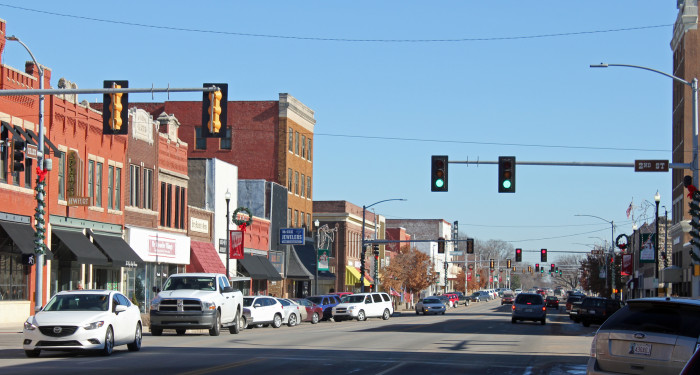 City Hall Ponca City Oklahoma
