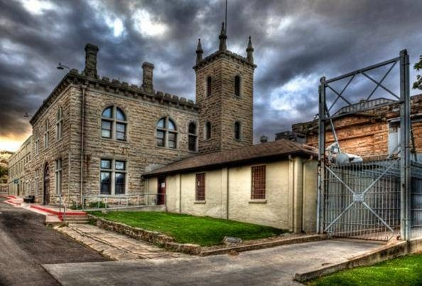 12. Idaho: Old Idaho State Penitentiary