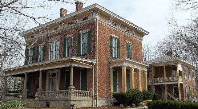 14. Indiana: Hannah House