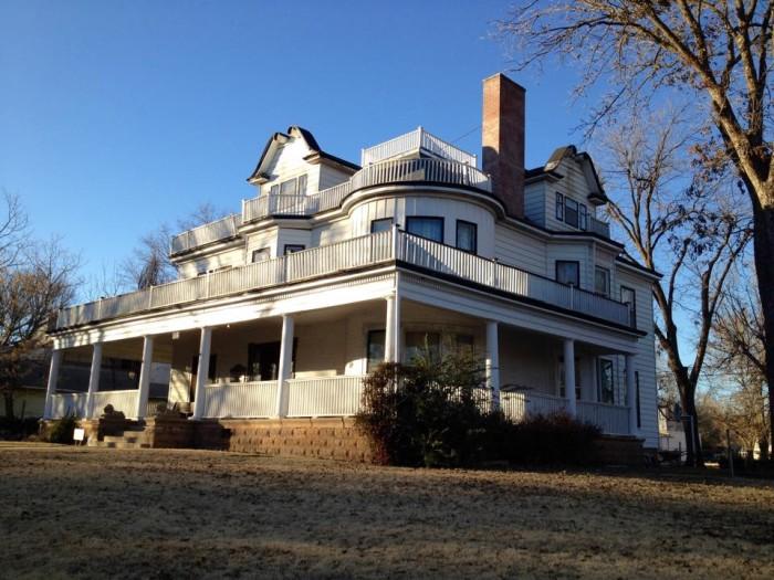 36. Oklahoma: Stone Lion Inn