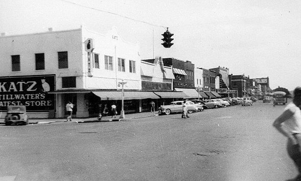 10. Stillwater, Oklahoma, 1950.