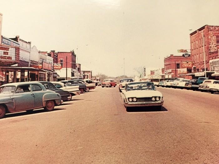 19. Wetumka, Oklahoma. 1959.