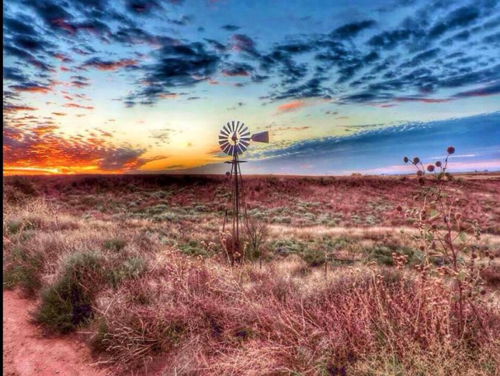 12. Oklahoma Wide Open Spaces