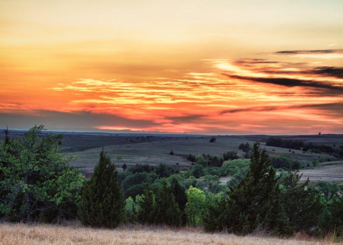 16 Beautiful Photos Of Rural Oklahoma