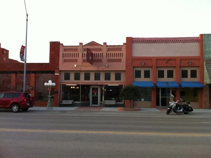 Mexican Restaurant In Canton Oklahoma