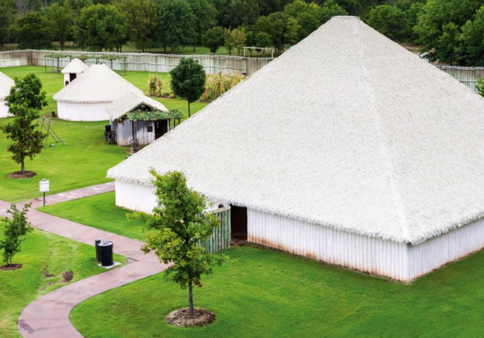 3. Chickasaw Cultural Center