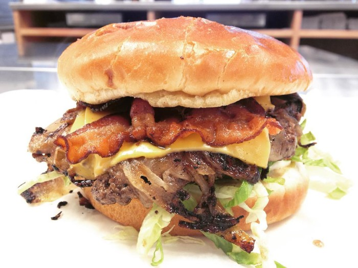 18. We have the best law ever: It's illegal to eat someone else's burger when they aren't looking.