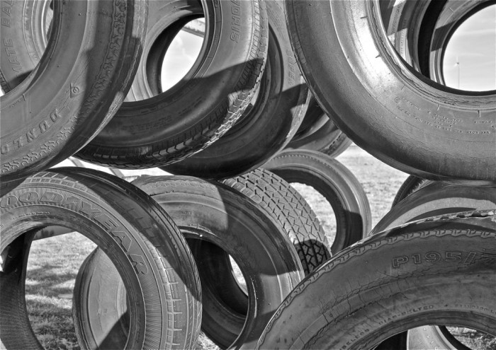 20. We are the largest manufacturer of tires in North America.