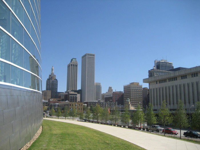 21. Our second largest city, Tulsa, was voted the most budget-friendly metropolitan area in America.