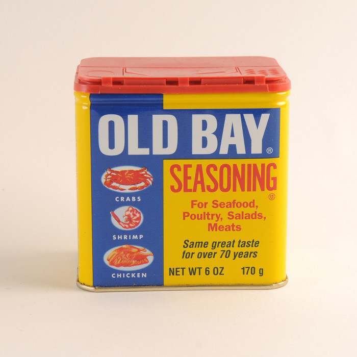 2) What's in Old Bay, anyway?