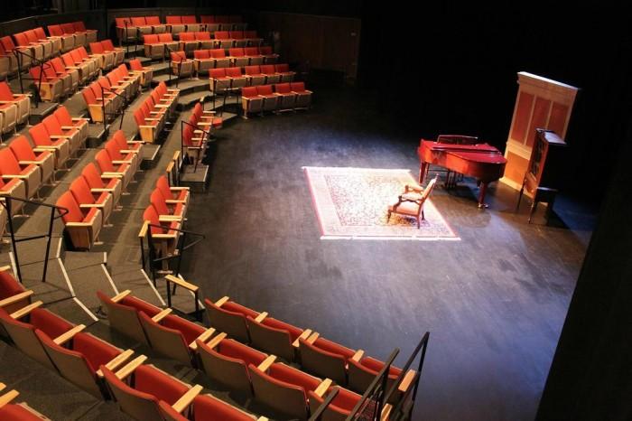 3.  Oldcastle Theatre Company -  331 Main Street, Bennington