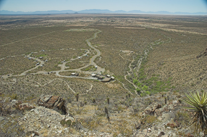 2. Oliver Lee Memorial State Park, near Alamogordo
