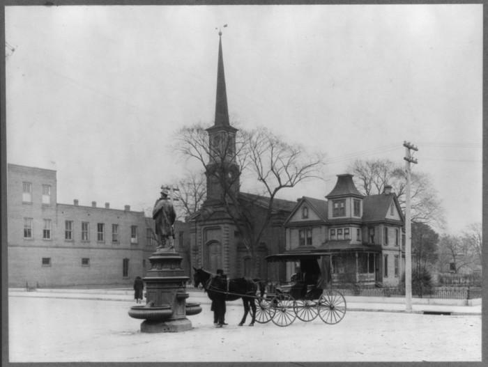 3. Orangeburg Baptist Church. 1920.