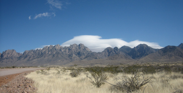 5. Any of New Mexico's mountains.