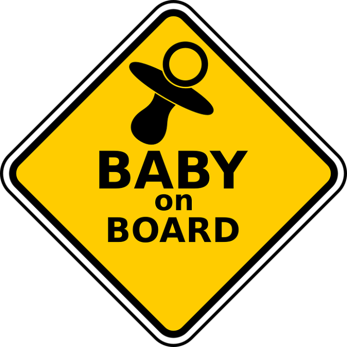 14.  In the 80s we let you know to drive carefully.