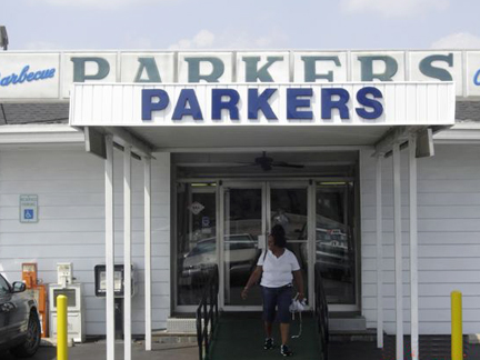 4. Parkers BBQ, Wilson