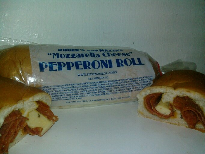 11. We invented pepperoni rolls.