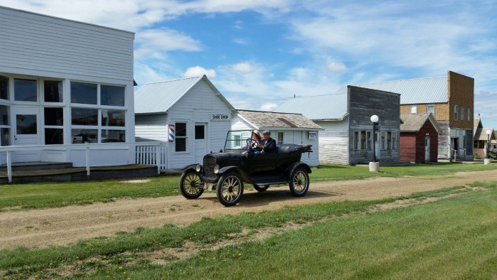 13. Daniels County Museum and Pioneer Town