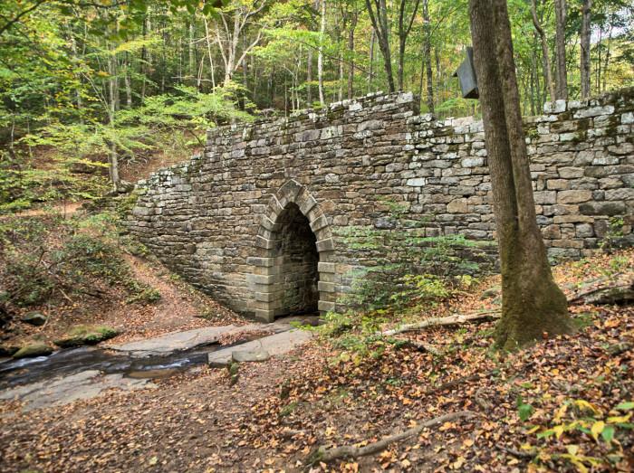 1. Visit the oldest bridge in South Carolina.