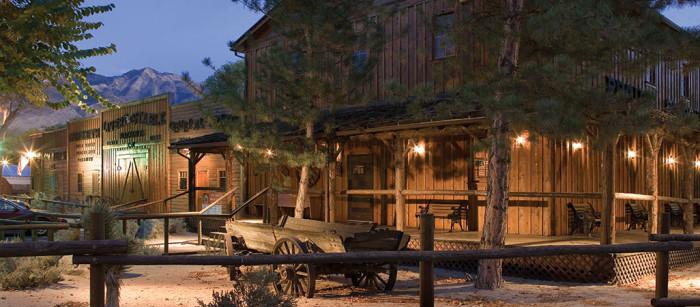 6. Prairie Schooner Steak House