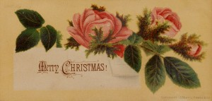 7. The first American Christmas card was printed by Louis Prang in Boston in 1875. His early cards featured simple drawings of flowers.