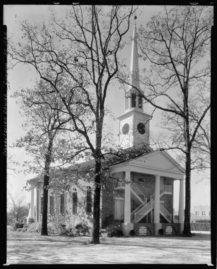 6. Presbyterian Church, Camden. 1938.