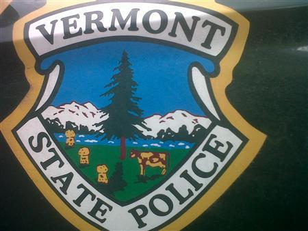 1.  In 2012, inmates working in a Vermont prison print shop altered the official Vermont Police Crest to include the hidden image of a pig.