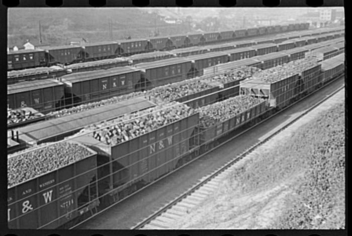 2. Railroads