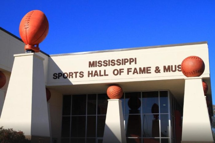 13. Immerse yourself in the world of athletics at the Mississippi Sports Hall of Fame and Museum in Jackson.