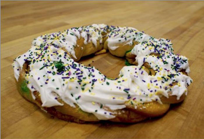 3. Randazzo's King Cakes, New Orleans, LA