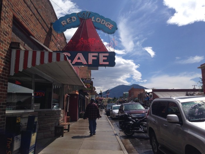 9. Red Lodge Cafe, Red Lodge