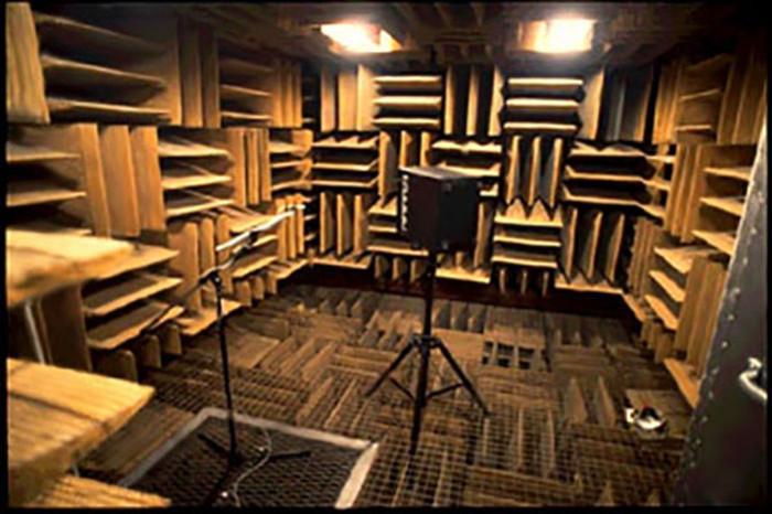 7. Anechoic Chamber at Orfield Laboratories