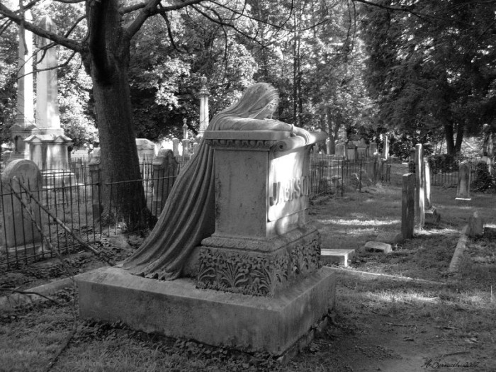 12. This is in Riverview Cemetery in Parkersburg.