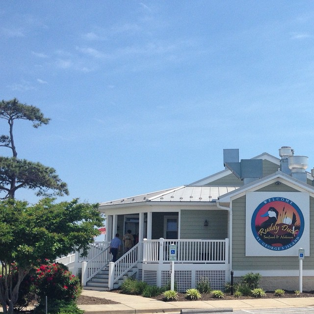 6) Ruddy Duck Seafood and Alehouse, Piney Point