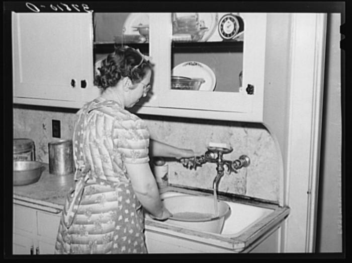 11. Santa Clara had Indoor Plumbing in 1940.