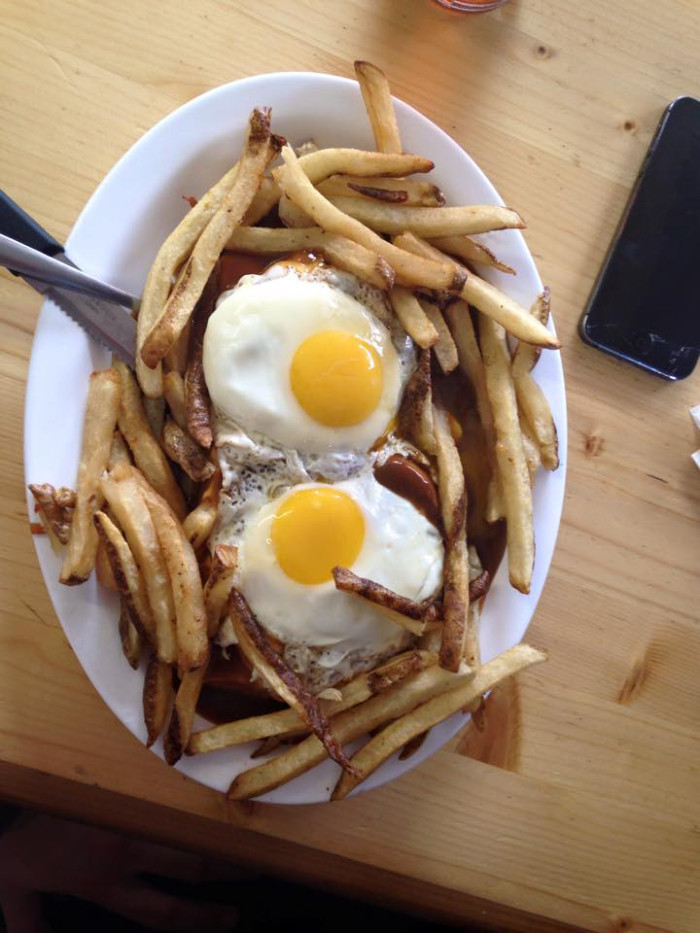 8. ICONIC FRIES, SUNNY SIDE UP - Ruth's Drive In - Hartsville, SC