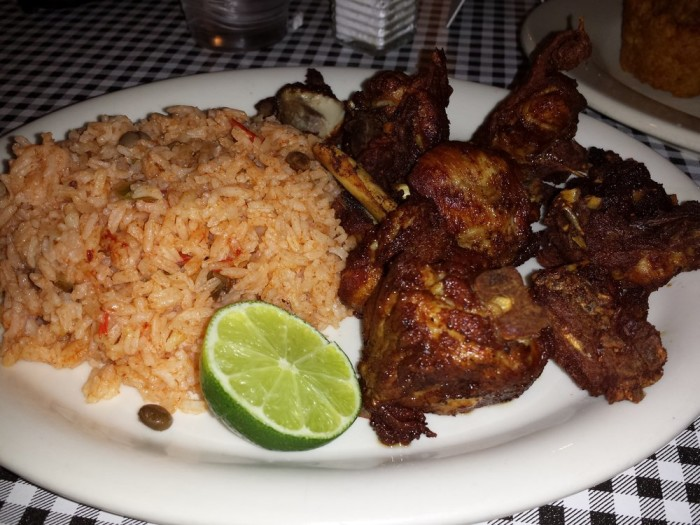 11. Sabores, Dominican Restaurant, Shreveport, LA