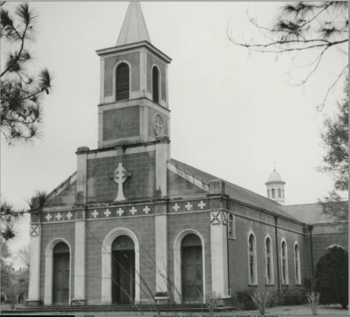 2. The iconic St. Martin church in 1915.
