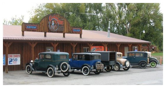 6. Cowboy Bar & Supper Club, Fishtail