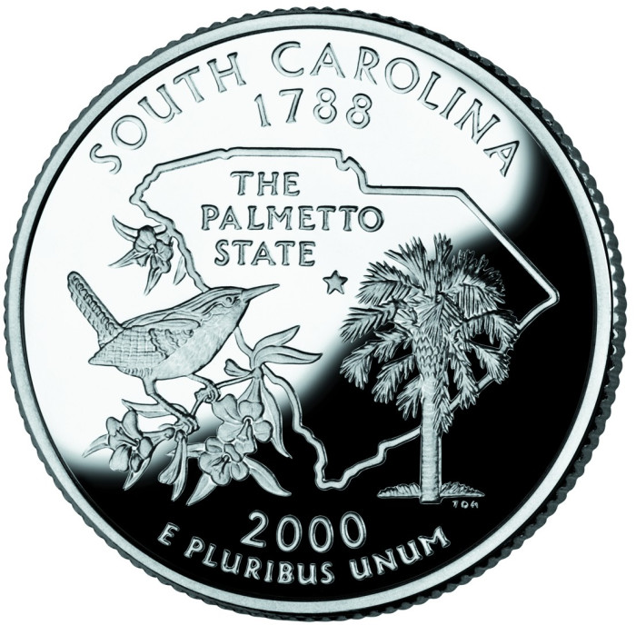 Q is for the SC Quarter
